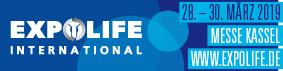 Besuchen Sie uns auf EXPO Life Messe in Kassel
