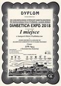 DEOMED Diabetikersocken Auszeichnung 2018
