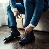 Antibakterielle Socken gegen Schweissgeruch