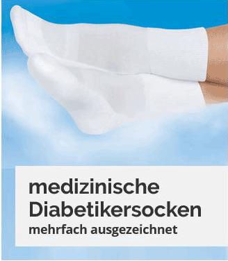 Diabetikersocken Sanitätshaus