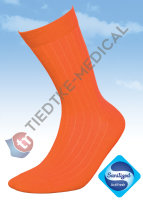 Basic Man Baumwollsocke 43-46 orange