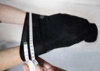 Ultraflex Cotton  extremweite dünne Baumwollsocken 43-46 hellgrau