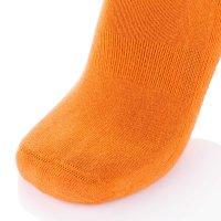 Mini Sportsneaker Antibakteriell gegen Geruch nahtlos 38-40 orange