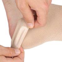 Füßlinge dünn antibakteriell unsichtbar 35-37 beige