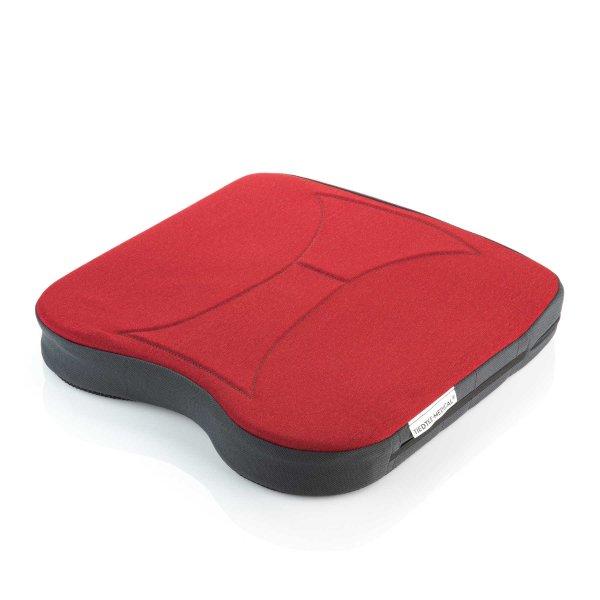 Sitzkissen orthopädisch gesunder Rücken 5-cm rot