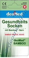DEOMED BAMBOO -aschgrau-35-38