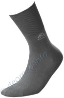 Baumwollsocken DEOMED COTTON dunkelgrau 35-38